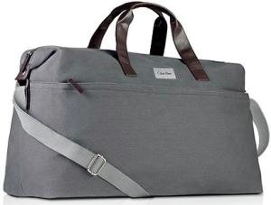 free calvin klein duffel bag