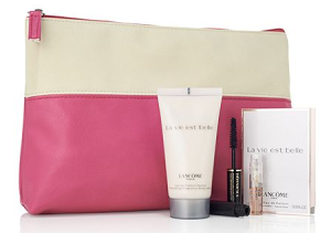 Lancome FREE 4-Piece Gift at Macy's